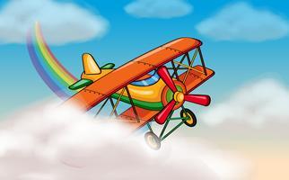 aeronave vetor