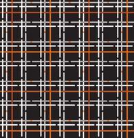 padrão sem emenda de tartan. Ornamento de tecido de lã. Textura de tecido xadrez vetor