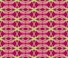 Resumo padrão étnico floral. Ornamento geométrico.