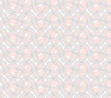 Padrão abstrato telha oriental. Ornamento geométrico vetor