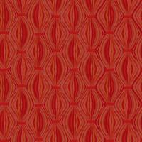Padrão de telha linha ondulada abstrata. Ornamento geométrico de tecido de lã