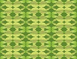 Resumo padrão étnico floral. Ornamento floral geométrico. vetor