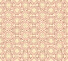 Padrão sem emenda de linha abstrata. Fundo geométrico oriental em azulejos vetor