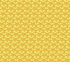 Resumo oriental floral padrão sem emenda. Fundo ornamental geométrico de flor. vetor