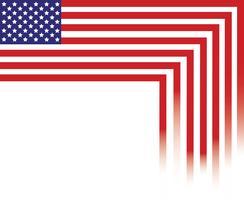 Bandeira dos Estados Unidos da América, bandeira do EUA, bandeira de América abstrato