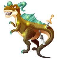 Dragão é animal em contos de fadas.