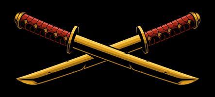 Espadas de katana o tanto