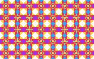 Ilustração em vetor de abstrato geométrico colorido sem costura de fundo