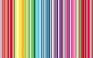 ilustração em vetor fundo colorido linha padrão