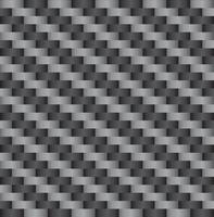 Fundo de textura de fibra de carbono vetor