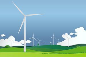 Salvar o conceito do mundo do planeta da terra. Conceito de dia do meio ambiente. proteja o mundo, conceito da ecologia vetor