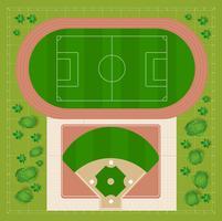 estádios de beisebol