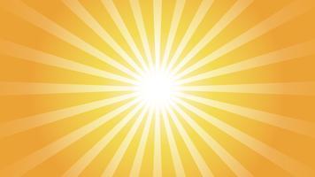 Fundo abstrato de starburst vetor