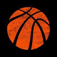 Vetor de basquete