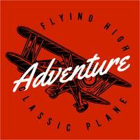 Alta altitude avião