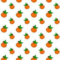 Ilustração de fruta laranja vetor