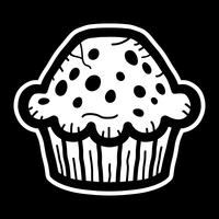 muffin vetor