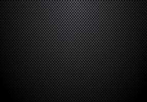 Fundo e textura da fibra do carbono com iluminação. Papel de parede de material para afinação de carro ou serviço. vetor