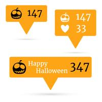 halloween4 vetor