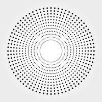 meio-tom de fundo vector