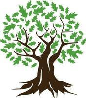 árvore vetor