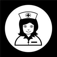Enfermeira, ícone