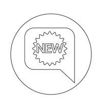 Novo ícone