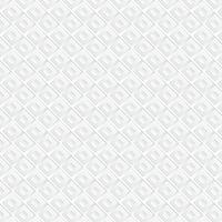 Fundo geométrico branco, padrão vetor