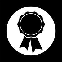 ícone de fita vetor