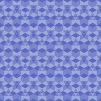 Padrão de geometria isométrica de luxo vetor