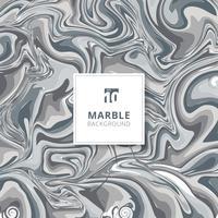 Manchas de aquarela cinza abstrata. Textura de fundo de mármore. vetor
