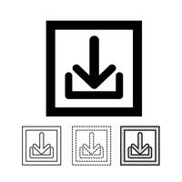 Baixe o ícone vector