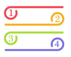 Speech bubble icon Ilustrações de vetor de modelo de logotipo