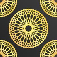 Luxo Ramadã Elements vetor