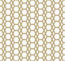 Resumo padrão geométrico com linhas. Um backgro de vetor sem costura