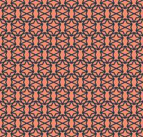 Abstrato sem costura padrão geométrico com linhas, orien