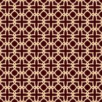 Padrão geométrico de luxo. Padrão sem emenda de vetor. Textura elegante linear moderna. Ornamento listrado geométrico.