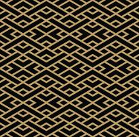padrão geométrico sem costura com linha, estilo minimalista moderno pa