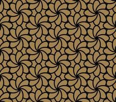 Modernas texturas geométricas elegantes de luxo com pat sem costura de linhas vetor