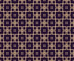 Padrão sem emenda de vetor. Textura elegante moderna. Repetindo o fundo geométrico. Design gráfico linear. vetor
