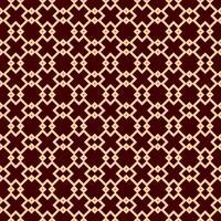 Padrão geométrico de luxo. Padrão sem emenda de vetor. Linear moderno