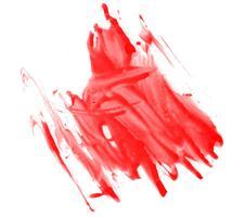 Vetor de textura de cor de água splatter