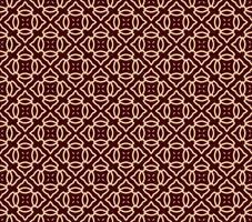 Padrão sem emenda de vetor. Textura elegante moderna. Repetindo ornamento linear