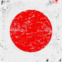 Selo vermelho grunge vetor
