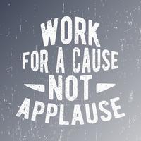 Selo de citação motivacional