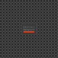 Resumo padrão sem costura cinza escuro vetor
