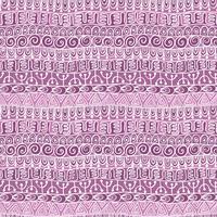 Teste padrão festivo tribal étnico para a matéria têxtil, papel de parede, scrapbooking. vetor
