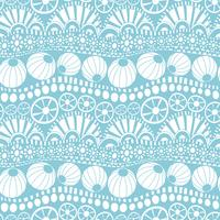 Padrão de doodle colorido abstrato. Mão desenhada doodle padrão sem emenda para têxteis vetor