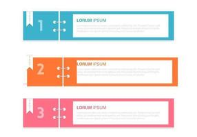 Binder Banners Vector Pack