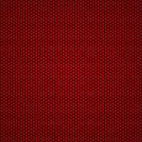 ilustração em vetor de fundo sem emenda de fibra de carbono vermelho